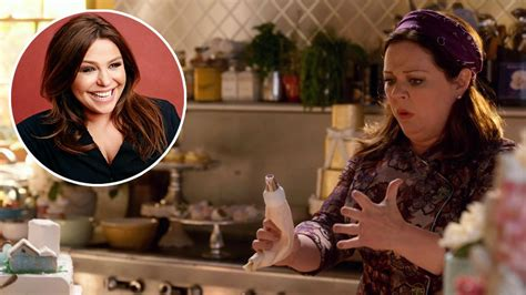 exclusive rachael ray spills   surprise gilmore
