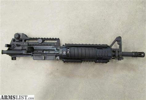 "ARMSLIST - Bushmaster 10.5"" AR-15/M4 Upper Knights ..."