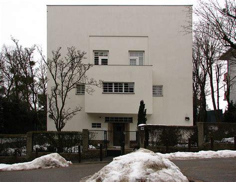 casa muller loos casa moller urbipedia archivo de arquitectura