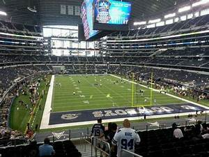Redskins Seating Chart View At T Stadium Section 224 Row 14 Seat 7 Dallas Cowboys