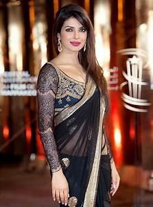5 Blouse Designs From Priyanka Chopra That Give Us Major