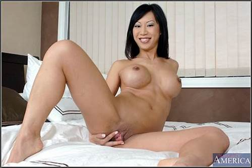 Big Schoolgirl Tia In Action #Shapely #Asian #Mature #Tia #Ling #Strips #Big #Breasts #And
