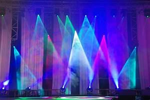 Bay Stage Lighting