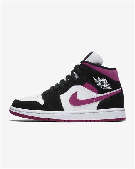 Air Jordan 1 Mid Womens Shoe Nike Ph