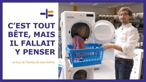 superposer machine a laver et seche linge socle avec tiroir pour s 232 che linge siemens wz20500