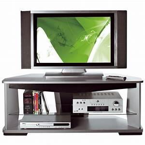 Table Pour Tv : meuble tv d 39 angle denver silver frais de traitement de ~ Teatrodelosmanantiales.com Idées de Décoration