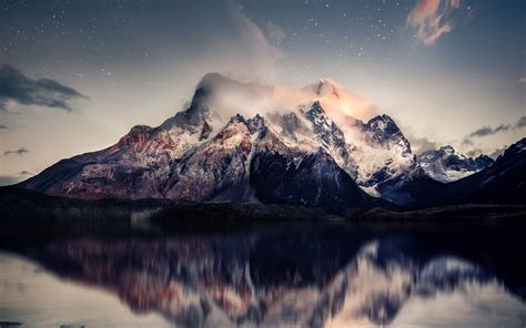 Mountain Reflections 4K Wallpapers HD Wallpapers ID #24595