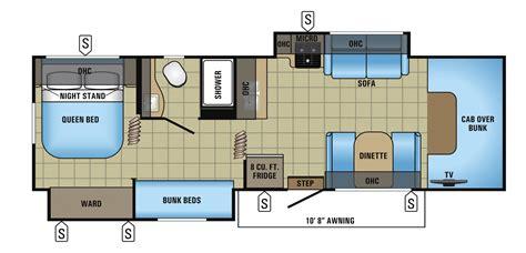 redhawk class  motorhome floorplans prices jayco