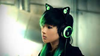 cat ears headphones meet the new age cat ear boombox that is also a pair of