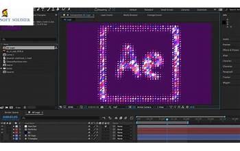 Adobe After Effects screenshot #2
