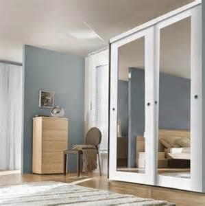 Porte De Placard Coulissante Miroir 2 Vantaux by Portes De Placard Coulissantes Rb Panel Larg 1 50m 2