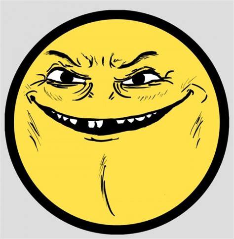 Evil Face Meme - image gallery evil smiley face