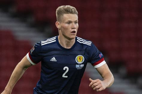 Craig Levein shares his Scott McTominay fear as he makes ...