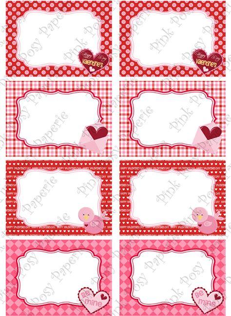 printable valentines labels psd designs