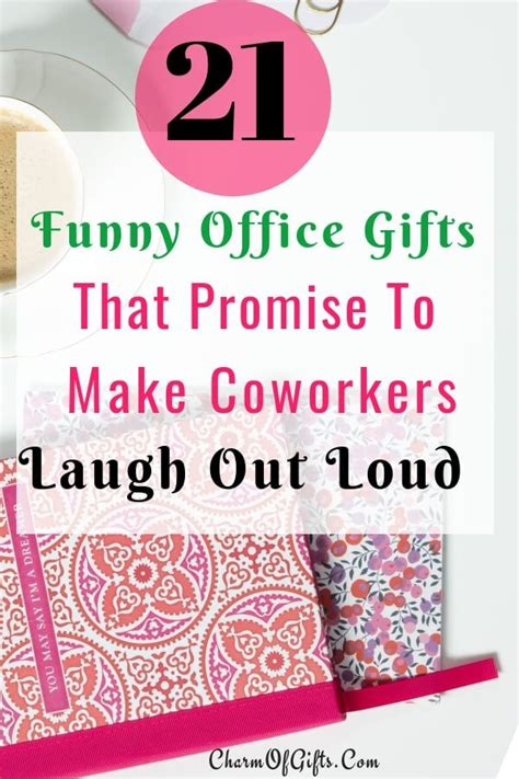 awesomely funny office gifts  promise