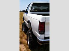 Find used 1986 Chevrolet S10 4x4 Custom Shortened Pickup