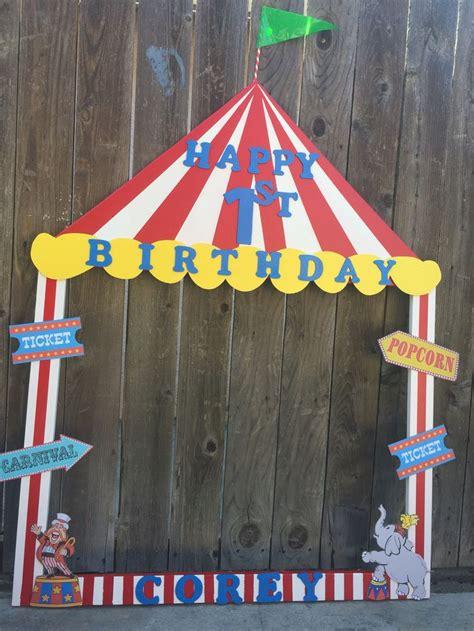 ideas  circus decorations  pinterest