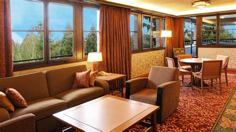 chambre golden forest hotel sequoia lodge