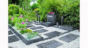 comment creer un jardin minerale et zen With amenagement de petit jardin 1 bertrand paysage jardin mineral