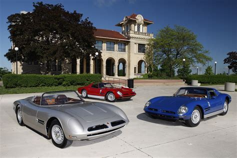 The Most Beautiful Three Cars In The World