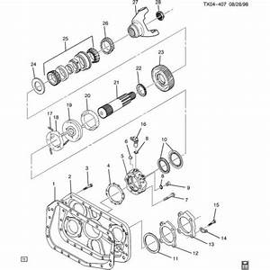 30 Eaton Fuller 13 Speed Parts Diagram
