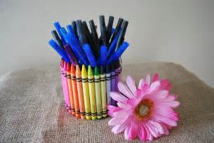 pencil cup back to school gift for teacher