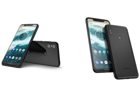 motorola one one power android one smartphones announced at ifa 2018