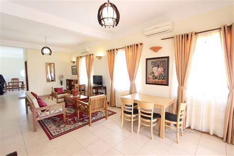 Large 3 Bedroom Apartment For Rent Near Aeon Mall Phnom
