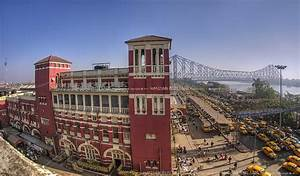 Howrah Railway Station, second oldest in India!! - Navrang ...