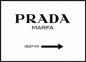 Quote Berechnen : poster of a prada marfa sign in black and white gossip girl fashion print ~ Themetempest.com Abrechnung