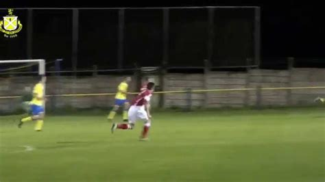 Ashton Athletic v Hyde United FA Youth Cup Highlights 05 ...