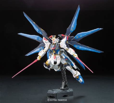 Bandai Freedom Gundam Rg bandai hobby 14 rg strike freedom model kit 1 144 scale
