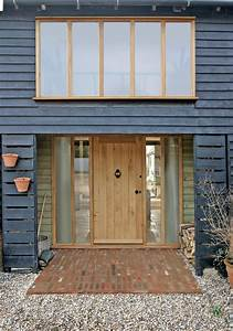orlestone oak flooring joinery and projects oak windows With barn style front entry door