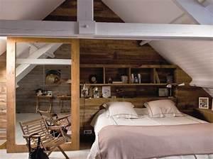 Deco Chambre Bois : deco chambre en bois ~ Melissatoandfro.com Idées de Décoration