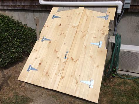 cape  bulkhead doors