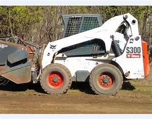 Bobcat S250  S300 Skid  U2013 Steer Loader Service Repair