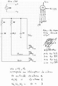 probleme cablage moteur electrique hotte cuisine 3 With branchement electrique hotte de cuisine