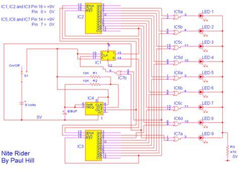 Led Related Schematics Circuits Diagram Tutorials