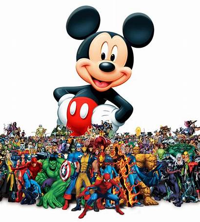 Disney Marvel Walt Avengers Mouse Iron Company