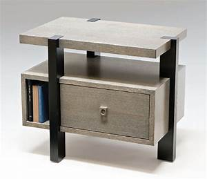 Simple modern side tables for your living room sitting for Bedroom side table