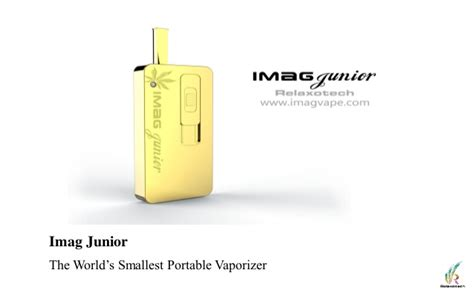 imag junior world s smallest portable vaporizers