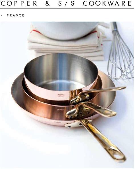 mauviel copper copper cookware mauviel copper kitchen