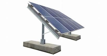 Mount Ground Ballasted Solar Patriot