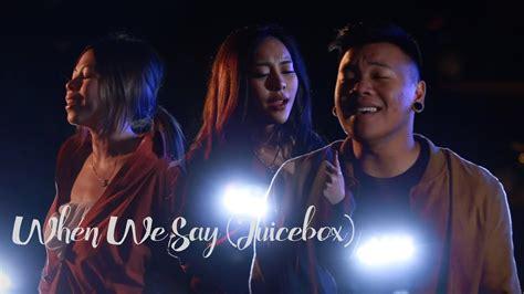 When We Say (juicebox) Piano Version Ft. Krissy & Ericka