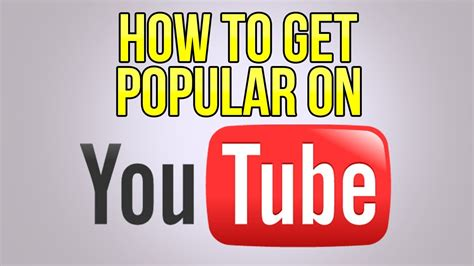 How To Get Popular On Youtube (in Gaming)  Pointers And
