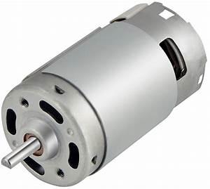 High Voltage Dc Motor - 42mm