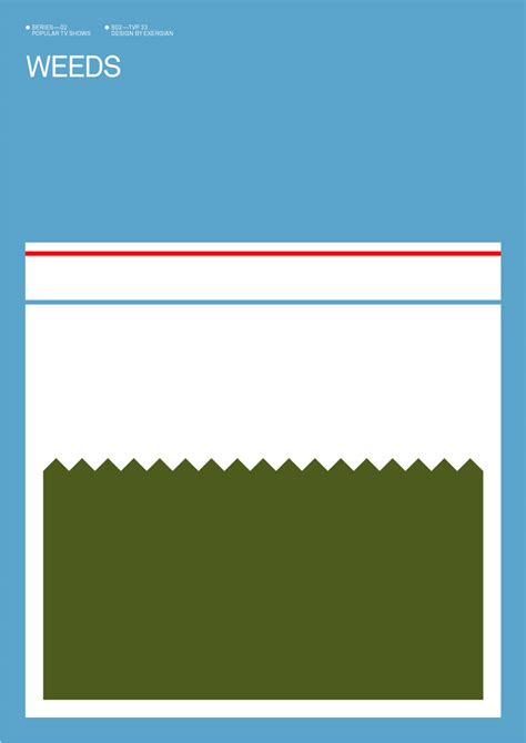 minimalist tv albert exergian s tv show posters are minimal so very awesome