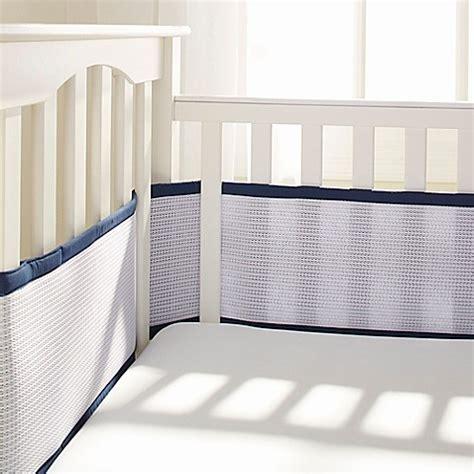 breathable mesh crib liner buy breathablebaby 174 deluxe breathable mesh crib liner in
