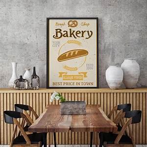 Poster Für Küche : 8 ideen f r eine geschmackvolle wanddekoration in der ~ Watch28wear.com Haus und Dekorationen