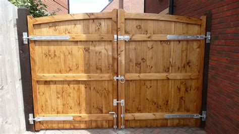 Marvellous Wooden Driveway Gate Kits Uk For Wood Gate